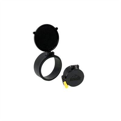 "Butler Creek Multi Flex Flip Open Objective Lens Covers #33 34 2.043 2.1"" (51.9 53.5mm) Online Discount"