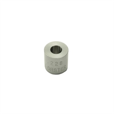 Forster Bushing Bump Neck Sizing Bushings - Neck Bushing .342   Diameter