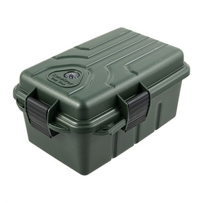 Survivor Dry Box -10x7x3 - Mtm Survivor Dry Box -10x7x5, Green
