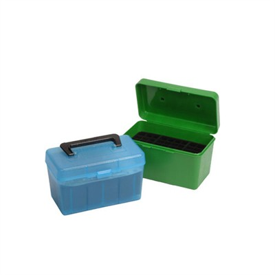 Mtm Rifle Ammo Boxes - Ammo Boxes Rifle Green 338 Lapua 50
