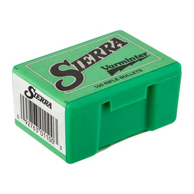 Sierra Bullets Varminter 22 Caliber (0.223