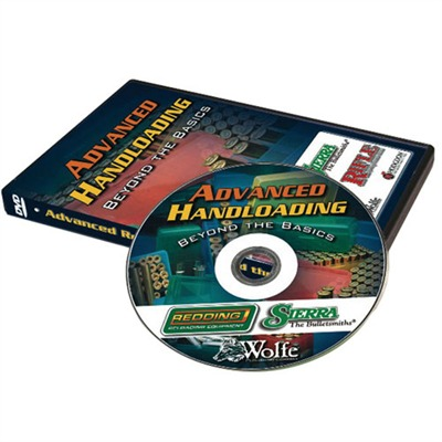 Advanced Handloading Beyond The Basics Dvd