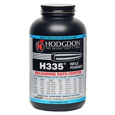 Hodgdon Powder Co., Inc. 749-003-246 Hodgdon Powder H335