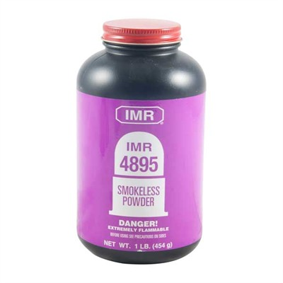 Imr 4895 Powders - Imr 4895 Powder - 1 Lb.