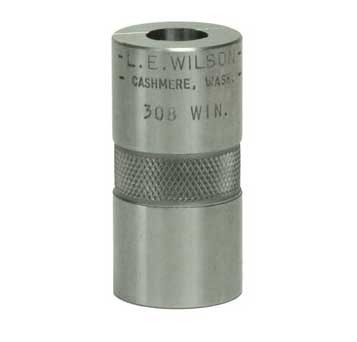 L.E. Wilson Case Gage Case Length Headspace Gage .358 Winchester USA & Canada
