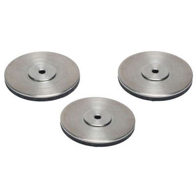 "Stabilfeet - 3"" Diameter Railgun Stabilfeet - Set Of 3"
