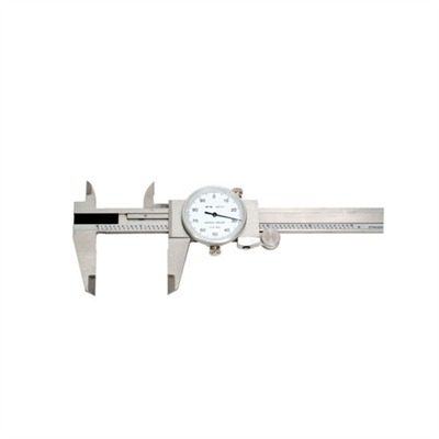 Dial Calipers 6 Inch Stainless