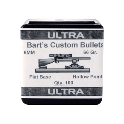 Image of Barts Custom Bullets Barts Custom Ultra Bullets