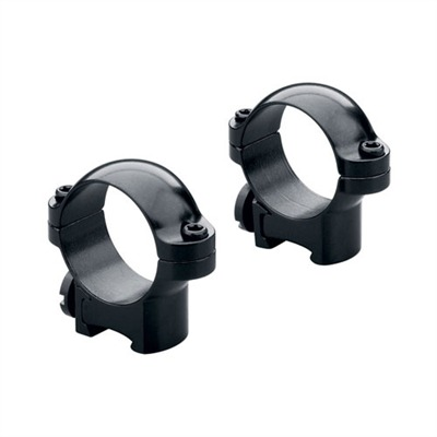 Leupold Rimfire Rings - 11mm Medium, Gloss