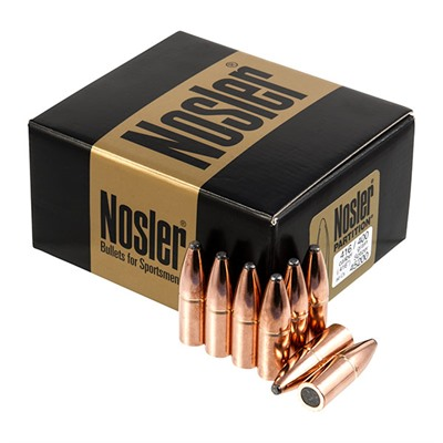Nosler Partition Bullets - Nosler 416 Cal 400 Gr Spitzer Partition
