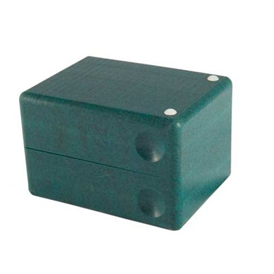 Rifle Ammo Boxes - Ammo Boxes Rifle Green 22 Benchrest Rem-6mm Rem Benchrest 25