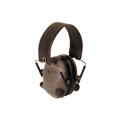 "Tactical ""6"" Electronic Hearing Protector - Tactical 6 Electronic Hearing Protector"