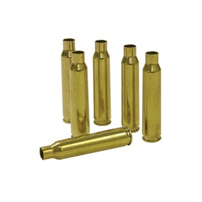 Norma 7mm-08 Remington Brass Case - 7mm-08 Remington Brass 100/Bag