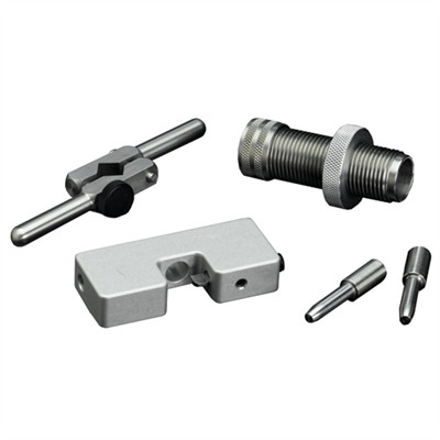 Sinclair International Nt-1000 Standard Neck Turning Kit - 6.5mm Standard Neck Turning Kit