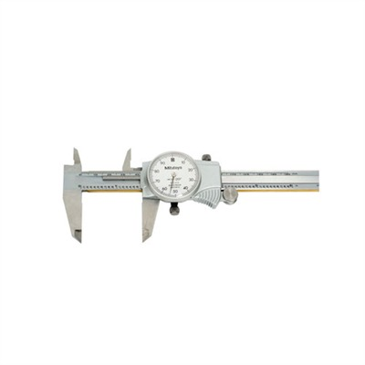Mitutoyo 6 Inch Dial Calipers - 0-6