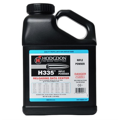 Hodgdon Powder H335 - Hodgdon Powder H335 - 8 Lbs