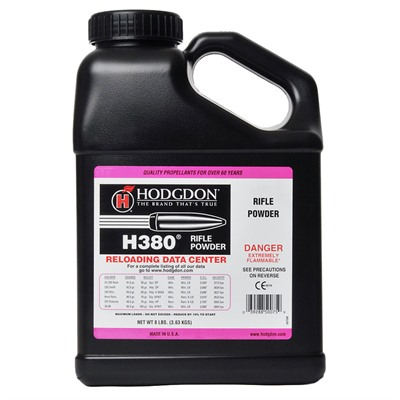 Hodgdon Powder H380 - Hodgdon Powder H380 - 8 Lbs