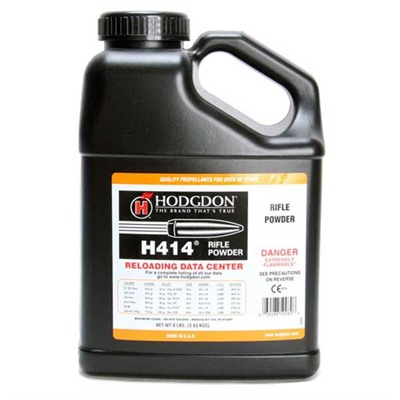 Hodgdon Powder H414 - Hodgdon Powder H414 - 8 Lbs