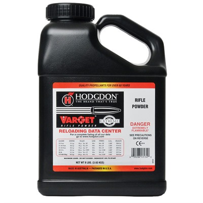 Hodgdon Powder Co., Inc. 749-008-050 Hodgdon Powder Varget