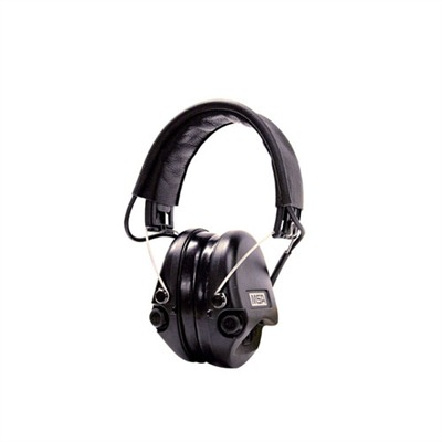Msa Supreme Pro Electronic Hearing Protector