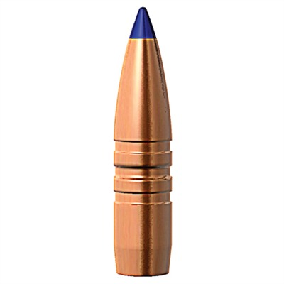 "Barnes Tipped Triple-Shock X Bullets - 25 Caliber (0.257"") 100gr Boat Tail 50/Box"
