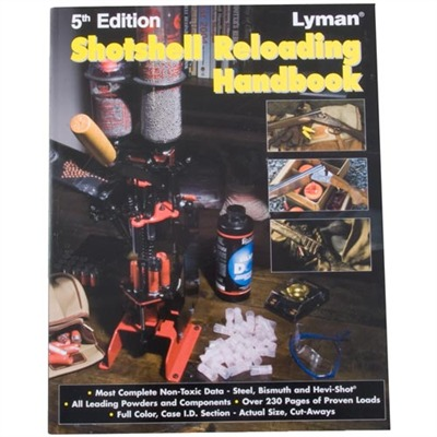 Lyman Shotshell Reloading Manual-5th Edition