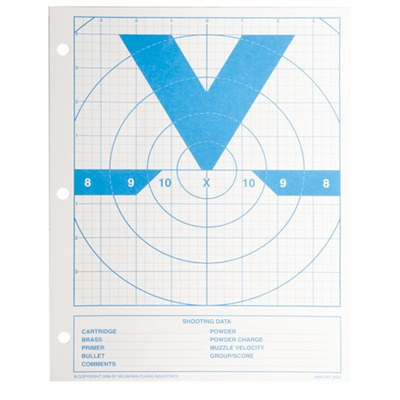 Mt. Plains Victory Rifle & Handgun Targets