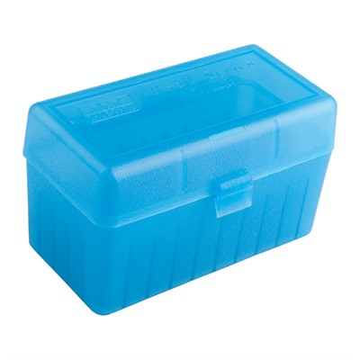 Rifle Ammo Boxes - Ammo Boxes Rifle Blue 257 Weatherby Mag- 458 Win Mag 50