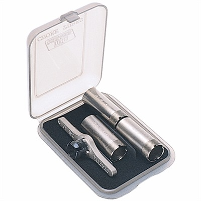 Choke Tube Case (6 Std. Or 3 Extended)