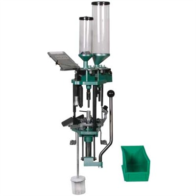 Grand Progressive Shotshell Reloading Press W/ Auto Indexing - Grand Progressive Reloading Press, 12