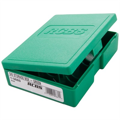 Green Die Box