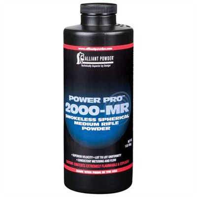Power Pro 2000-Mr Powder