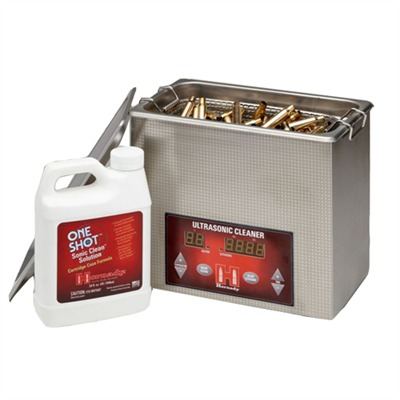 Hornady Lock-N-Load® Magnum Sonic Cleaner - Lock-N-Load Sonic Cleaner Stainless Steel 110