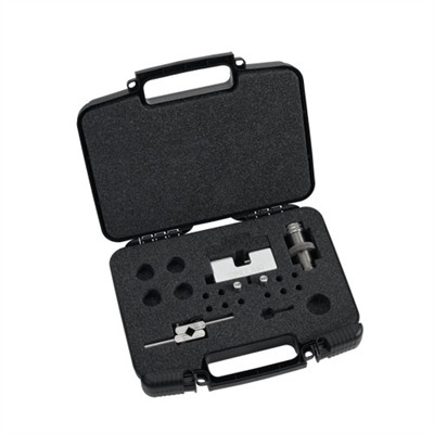 Sinclair International Nt-1000 Standard Neck Turning Kit With Case - 17 Caliber Nt-1000 Deluxe Neck Turning Kit