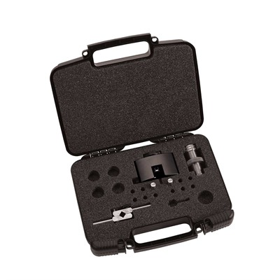 Sinclair International Nt-4000 Premium Neck Turning Kit With Case - 338 Caliber Premium Neck Turning Kit