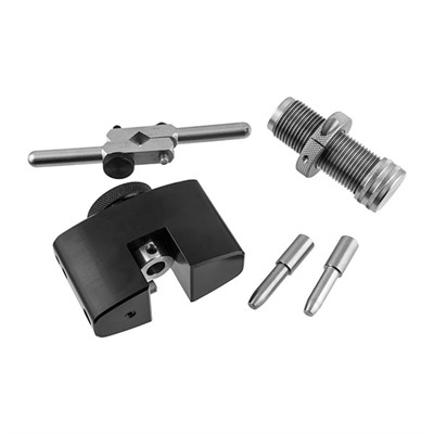 Sinclair International Nt-4000 Premium Neck Turning Kit - Sinclair Premium Neck Turning Kit, 6 Mm