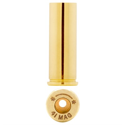 Starline, Inc 41 Remington Magnum Brass - 41 Remington Magnum Brass 100/Bag
