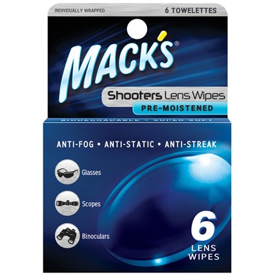 Mckeon Products, Inc. 749-011-719 Macks Lens Wipes