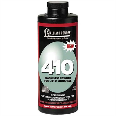 Alliant Powder 410 Shotshell Powder - 410 Powder 1 Lb