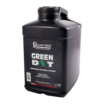 Green Dot Powder - Green Dot Powder 8 Lb