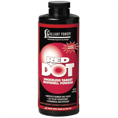 Red Dot Powder - Red Dot Powder 1 Lb