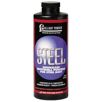 Steel Shotshell Powder - Steel Powder 1 Lb