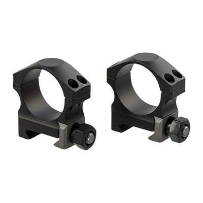 Nightforce Ultralight Rings - 30mm Low .885