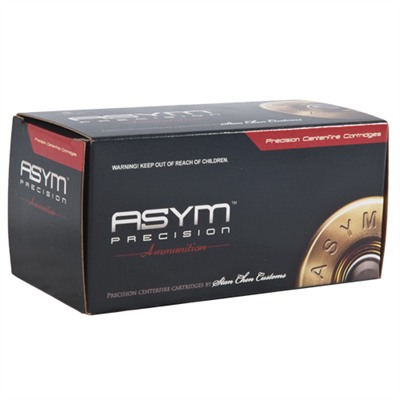 Asym Precision .223 Remington Ammunition - .223 Rem 75 Tactical Otm 50/Box