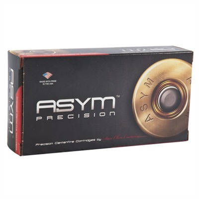 Asym Precision Ammunition Solid Defense Ammo 308 Winchester 168gr Ttsx-Bt