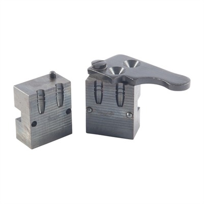 Lyman Handgun 2 Cavity Moulds Dc 255gr .45 Colt .451/.452 Dia Pistol Mould Online Discount