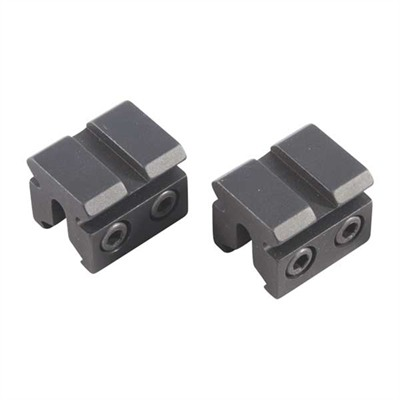 Bkl Tech 500 Series Picatinny Adapters - 2-Piece Dovetail To Weaver Adapter Mount