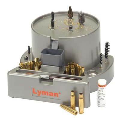 Lyman Case Prep Xpress - Case Prep Xpress 115v Case Prep Center