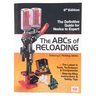 The Abcs Of Reloading 9th Edition
