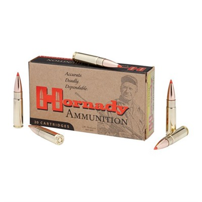 Custom Rifle Ammo